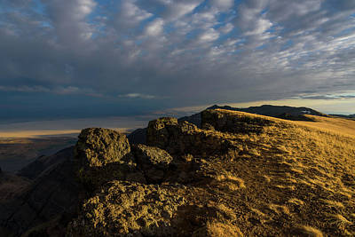 Photograph - Steens Mountain High by Robert Potts