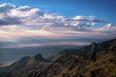 Photograph - Steens Sunrise by Steven Clark