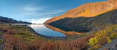 Steen Photograph - Steens Wilderness by Leland D Howard