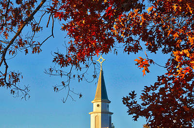 Photograph - Steeple by Linda Brown