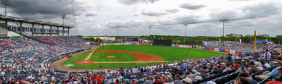 Photograph - Steinbrenner Field 2 by C H Apperson