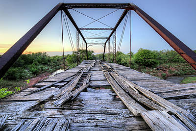 Photograph - Steinman Bridge by JC Findley