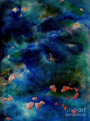 Painting - Stella Insula by Laura Hamill