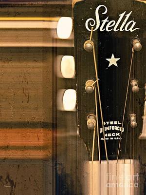 Music Photograph - Stella  by Steven Digman