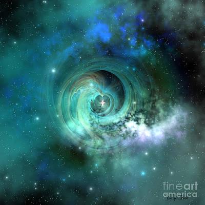 Stellar Matter Art Print