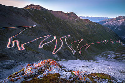 Photograph - Stelvio Pass by Stefano Termanini