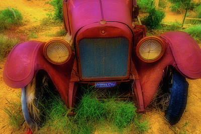 Step Back In Time Art Print by Garry Gay