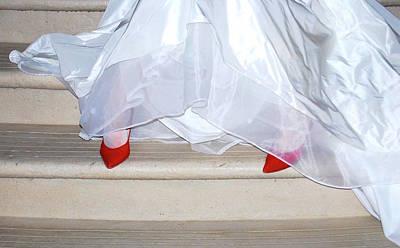 Las Vegas Wedding Photograph - Steph's Wedding by Susan Allen