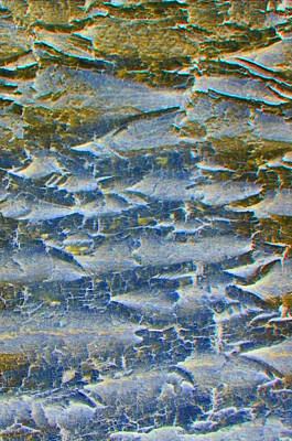Art Print featuring the photograph Stepping Stones by Lenore Senior