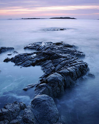 Photograph - Stepping Stones, Sanna Bay, Scotland by David Stanley