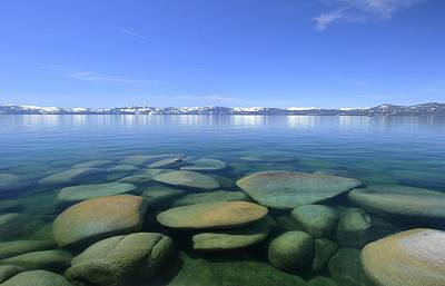 Photograph - Stepping Stones by Sean Sarsfield