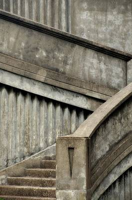 Photograph - Steps Two by Newel Hunter