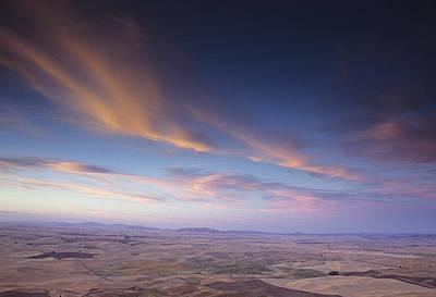 Photograph - Steptoe Butte Overlook by Doug Davidson