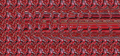 Digital Art - Stereogram Love by Viktor Savchenko