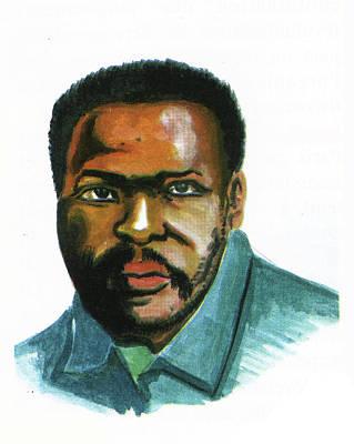 Steve Biko Art Print