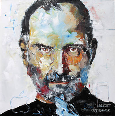 Steve Jobs Apple Original by Charles Horsman