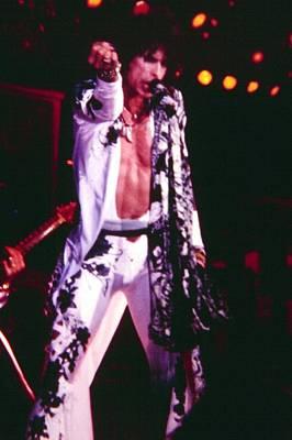 Steven Tyler Photograph - Steven Tyler Aerosmith by Sheryl Chapman Photography