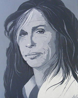 Steven Tyler Original by Ken Jolly