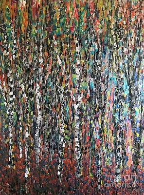 Painting - Sticks And Stones by Heather McKenzie