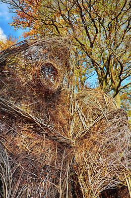 Photograph - Stickworks In Salem by Jeff Folger