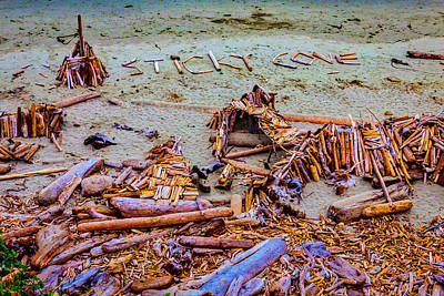 Mendocino California Coast Photograph - Sticky Cove Mendocino by Garry Gay