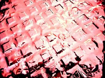 Sticky Red Original by Dietmar Scherf
