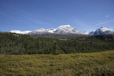Photograph - Stikine Mountains 10 by Richard J Cassato