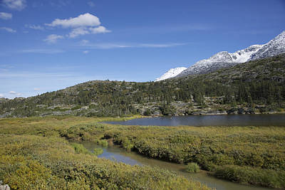 Photograph - Stikine Mountains 12 by Richard J Cassato