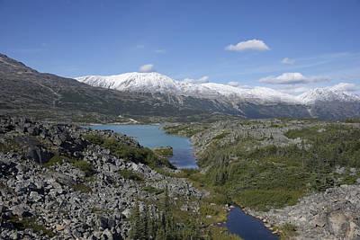 Photograph - Stikine Mountains 13 by Richard J Cassato