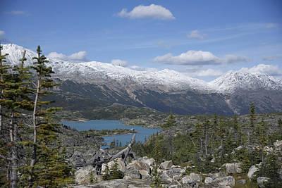 Photograph - Stikine Mountains 14 by Richard J Cassato