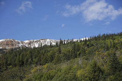 Photograph - Stikine Mountains 4 by Richard J Cassato