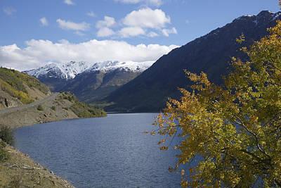 Photograph - Stikine Mountains 6 by Richard J Cassato