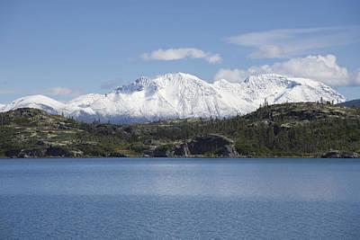 Photograph - Stikine Mountains 7 by Richard J Cassato