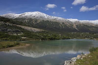 Photograph - Stikine Mountains 9 by Richard J Cassato
