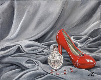 Stiletto And Silk Original