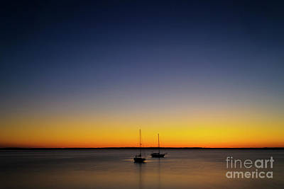 Photograph - Still After Sunset by Paul Conrad