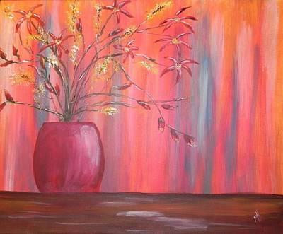 Still Colors Art Print by Patti Spires Hamilton