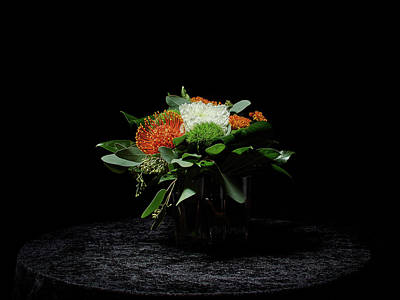 Photograph - Still Flowers 4 by Jouko Lehto
