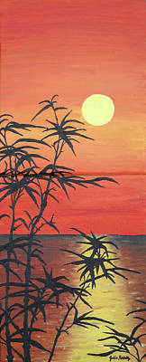 Splendor Painting - Still Goes Round by Julia Raddatz