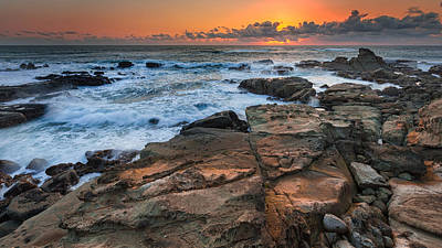 Pacific Coast States Photograph - Still Golden by Robert Bynum