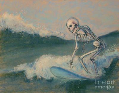 Skelly Pastel - Still Got It by Marie Marfia