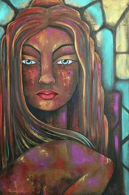 Painting - Still In Time by Janice Aponte