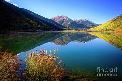 Photograph - Still Lake by Scott Kemper