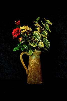 Photograph - Still Life # 4 by Tom and Pat Cory