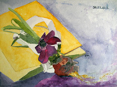 Painting - Still Life 1 by Sandy McIntire
