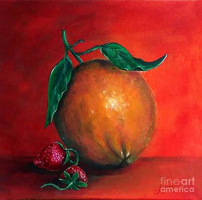 Painting - Still Life #1 by Thomas Lupari