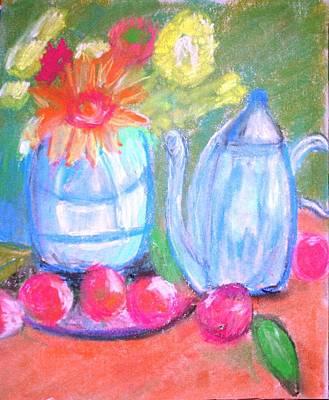 Still Life 10 Art Print