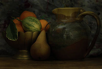 Photograph - Still Life 1024 by Rae Ann  M Garrett