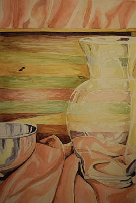 Painting - Still Life 2 by Emily Maynard
