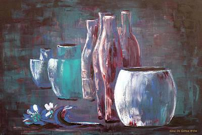Painting - Still Life 2 by Gina De Gorna